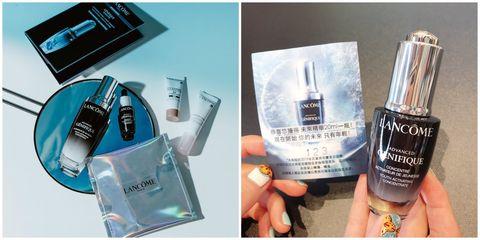 Blue, Product, Nail polish, Nail, Beauty, Cosmetics, Water, Nail care, Material property, Liquid,