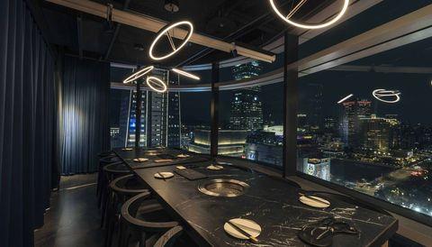 信義區高空景觀餐廳頂級韓食燒肉餐酒館虎三同