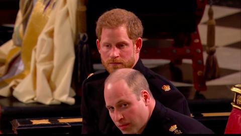 哈利王子,梅根馬克爾結婚,薩塞克斯公爵,皇室婚禮,哈梅婚禮