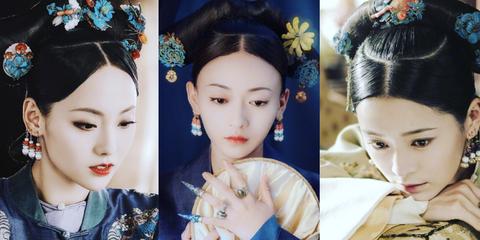 Hair, Face, Eyebrow, Head, Hairstyle, Forehead, Headpiece, Beauty, Skin, Shimada,
