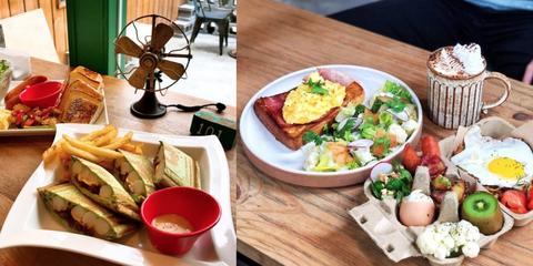台中前十名早午餐,不只西式,台式、韓式也都有!