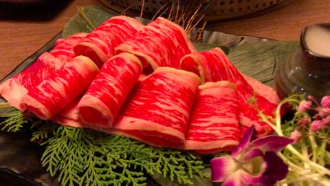 Cuisine, Food, Dish, Instant-boiled mutton, Shabu-shabu, Red meat, Meat, Yakiniku, Flesh, Ingredient,