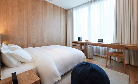 無印良品銀座,無印良品住宿,MUJI HOTEL GINZA,東京住宿