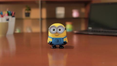 Toy, Action figure, Animation, Yellow, Figurine,