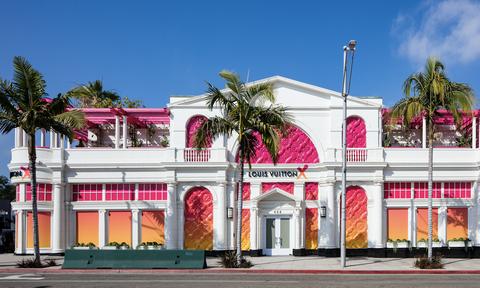 Louis Vuitton X 聯名展超過百件作品