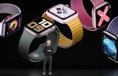 apple watch第五代