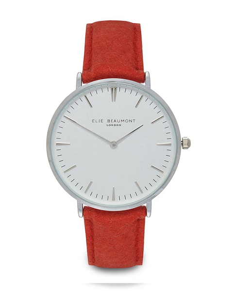 Elie Beaumont復古英倫腕錶時髦又百搭