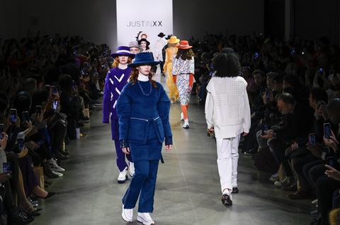 【紐約時裝週】JUST IN XX 2020 秋冬時尚大秀