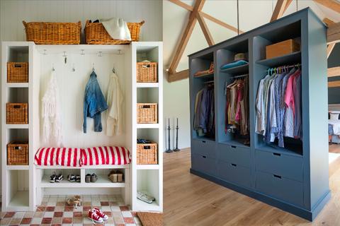 衣櫃收納好簡單 簡約時尚收納法換季收納妙招