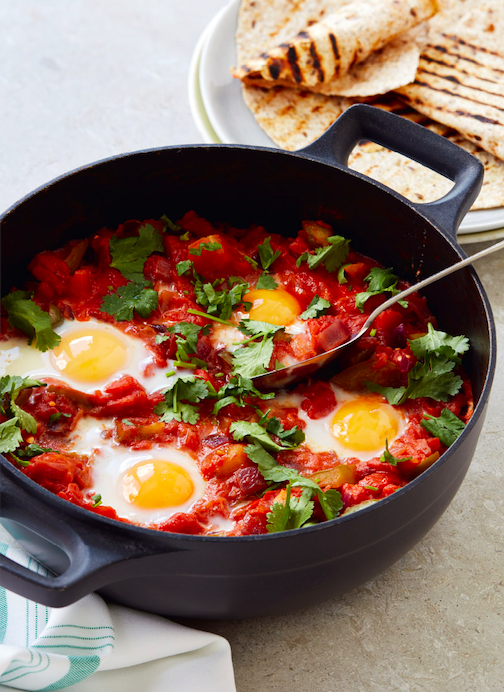 墨式農家煎蛋早餐
