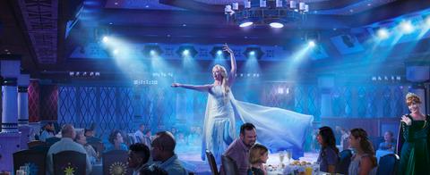 史上首座「海上迪士尼」2022年起航!迪士尼遊輪「願望號」5大亮點:冰雪奇緣餐廳、漫威主題遊戲