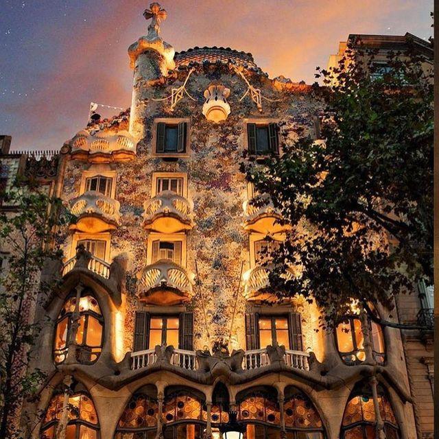 西班牙,巴賽隆納,巴特羅之家,高第,高地,建築大師,旅遊,景點,票價,免排隊