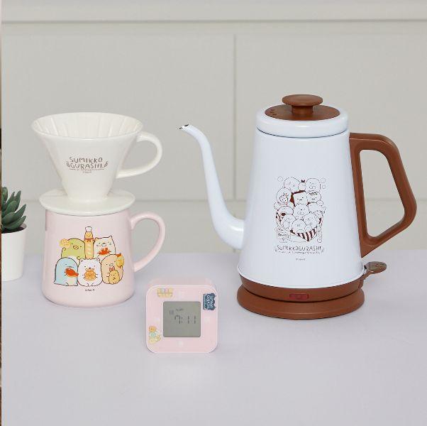 7 eleven療癒系「角落生物」集點超實用!角落生物咖啡手沖組、餐盤、吸管等陪你溫馨吃早餐