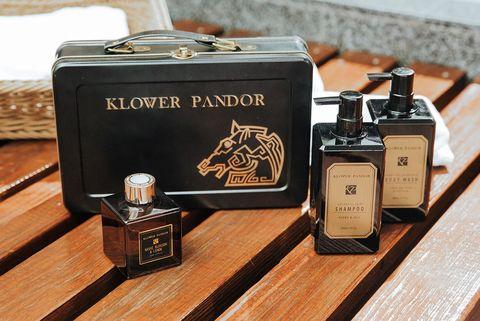 klower pandor x金馬聯名禮盒