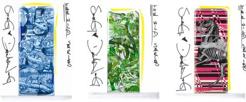 全球限量3台!義大利美學家電 smeg x 華裔設計師 daniel wong 打造「手繪」藝術冰箱