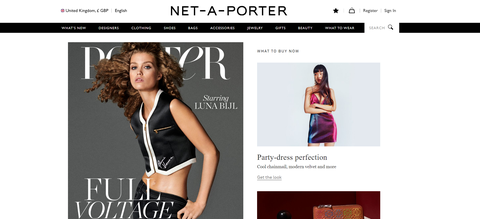 黑色星期五時尚購物網站折扣清單