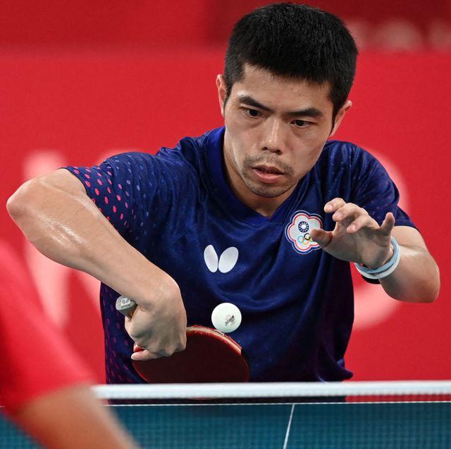 【讀金句】莊智淵一個人的奧運打出不怕輸傳奇人生! 十句桌球教父名言給我們的人生體育課
