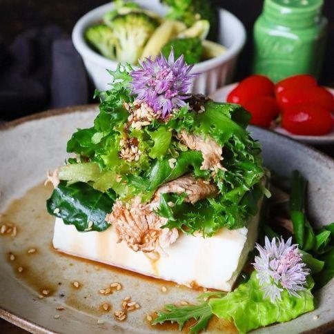 豆腐料理 增肌減脂 健身餐