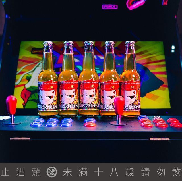 臺虎精釀x 貓下去推出調酒型啤酒「給厭世少女的溫柔汽油彈」