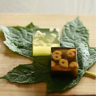 sou sou 涼菓子、餅乾禮盒