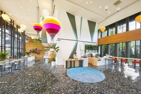 《趣淘漫旅 台東》打造cp值超高「台東熱氣球飯店」~車站3分鐘到、130度環景房!