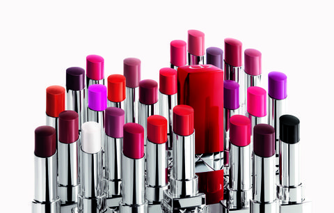 Pink, Lipstick, Red, Cosmetics, Lip, Beauty, Magenta, Material property, Tints and shades, Lip gloss,