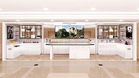 Dior高級訂製香氛店開幕