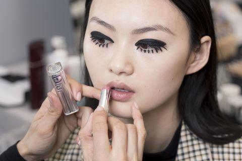 Face, Eyebrow, Lip, Hair, Skin, Nail, Eyelash, Cheek, Beauty, Nose,
