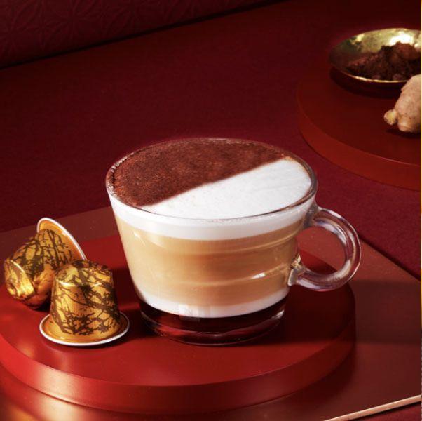 過年超應景咖啡特調學起來!「金玉滿糖卡布奇諾、好運桃桃咖啡」結合補氣紅棗茶健康提神