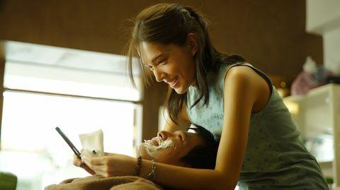 邱澤、許瑋甯市場約會片段曝光!《當男人戀愛時》導演親曝兩人互動的真實過程