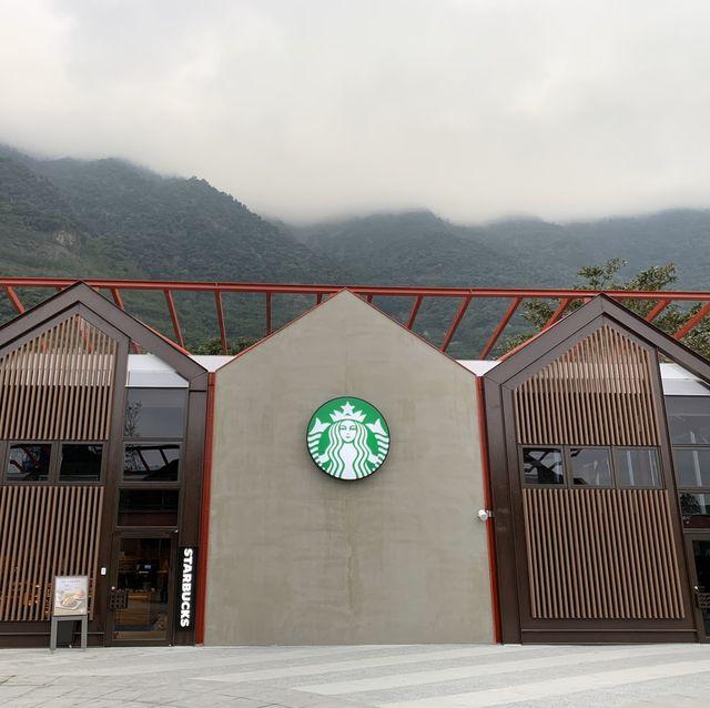 星巴克花蓮和平門市開幕!絕美採光屋頂、特色藝術牆面超吸睛,蘇花改必訪打卡點!