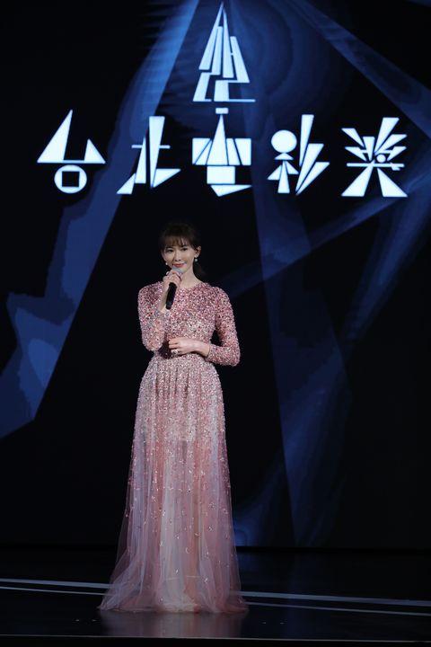 台北電影獎引言人林志玲