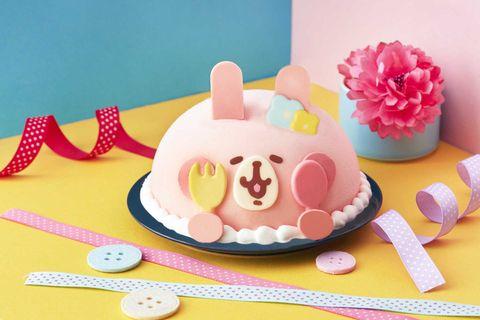 COLD STONE,蛋糕,卡娜赫拉,卡娜赫拉的小動物,冰淇淋,草莓,情人節,母親節蛋糕