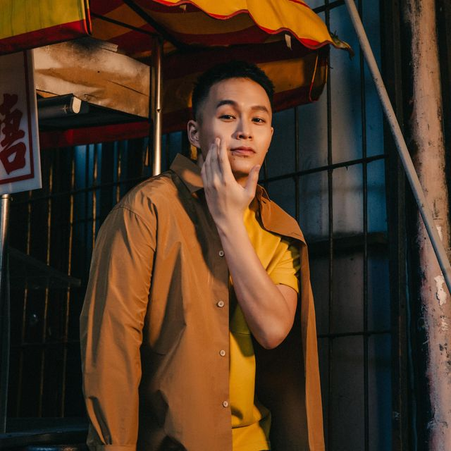 Yellow, Human, Smile, Street, Temple, Photography,