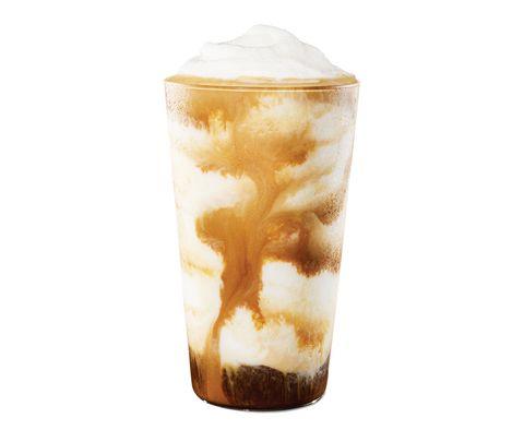 星巴克醇濃抹茶奶霜星冰樂