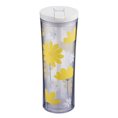 星巴克今夏最可愛「小雛菊系列」杯款上市!starbucks黃色雛菊不鏽鋼杯、罌粟花吸管冷水杯等必須收