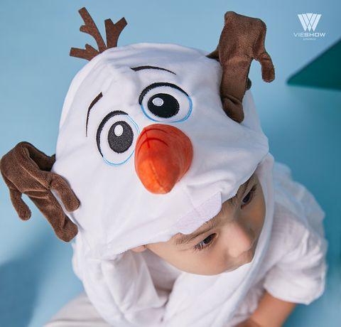 雪寶招手帽