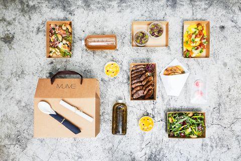 line taxi聯手星級餐廳推出「享饗送」外送服務