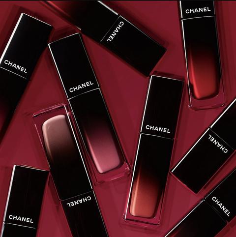 2021年度熱賣唇膏:香奈兒 超炫耀釉光唇萃