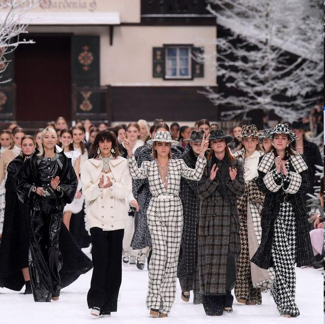 香奈兒,chanel,卡爾拉格斐,Karl Largerfeld,巴黎大皇宮,時裝秀場地