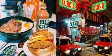 香港,飲茶,茶餐廳,必吃,香港餐廳推薦