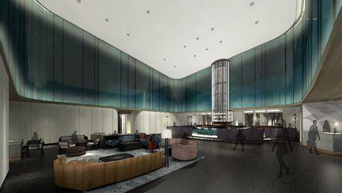 國際奢華酒店進駐高雄!「高雄洲際酒店」港灣意象設計、智慧科技系統,亮點+開幕時間一次看