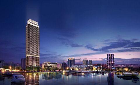 國際奢華酒店進駐高雄!「高雄洲際酒店」港灣意象設計、高科技系統,亮點+開幕時間一次看