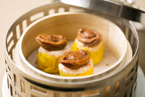 Dish, Food, Cuisine, Dim sum, Ingredient, Shumai, Produce, Chinese food, Dim sim,