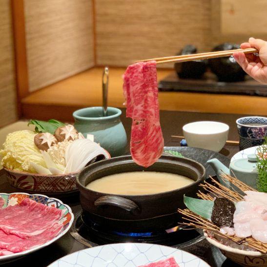「鮟鱇魚Q彈肉質+日本A5宮崎和牛豐富油脂」一次品嘗!頂級鍋物「桃山」推出火鍋夢幻組合