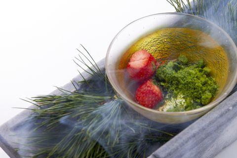 米其林一星「鹽之華」春季菜單把法國餐桌上的春天搬到台灣