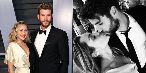 麥莉,雷神弟,連恩漢斯沃,結婚,婚訊,黑白,婚紗照,Miley Cyrus,Liam Hemsworth
