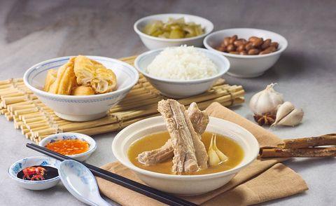 Dish, Food, Cuisine, Ingredient, Produce, Comfort food, Bak kut teh, Recipe, Chinese food, Soup,