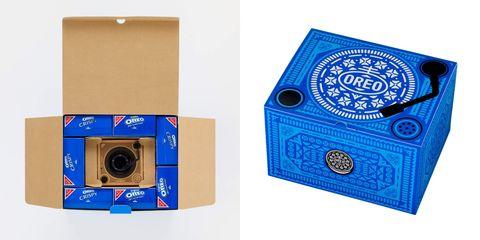 oreo 音樂盒