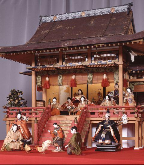 京都国立博物館 雛まつりと人形